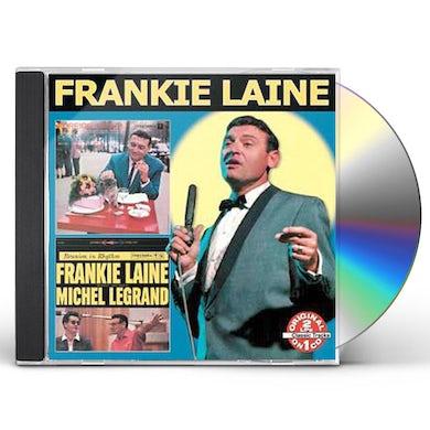 Frankie Laine FOREIGN AFFAIR: REUNION IN RHYTHM CD
