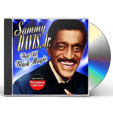 Sammy Davis Jr THAT OLD BLACK MAGIC CD