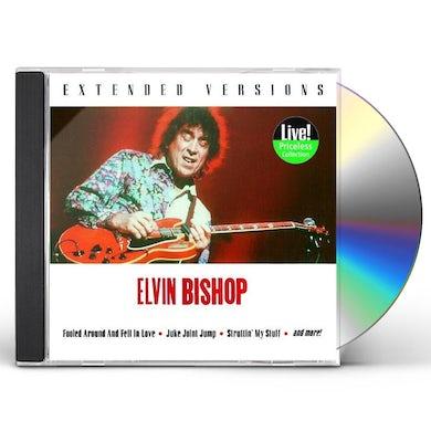 Elvin Bishop EXTENDED VERSIONS CD