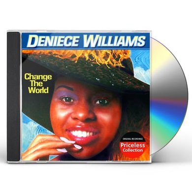 Deniece Williams CHANGE THE WORLD CD