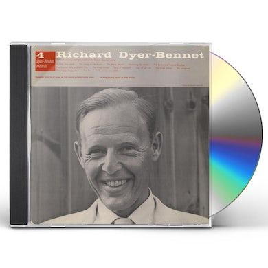 Richard Dyer-Bennet VOL. 4 CD