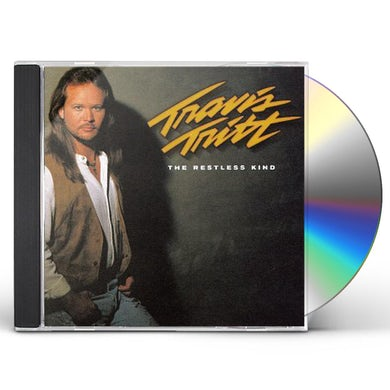 Travis Tritt RESTLESS KIND CD