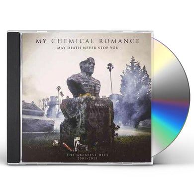 My Chemical Romance MAY DEATH NEVER STOP YOU CD
