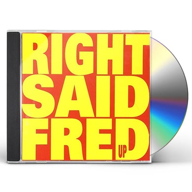 Right Said Fred UP (I'M TOO SEXY) CD