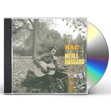 HAG: THE BEST OF MERLE HAGGARD CD