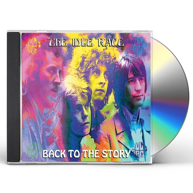 Idle Race BACK TO THE STORY CD