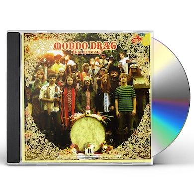 Mondo Drag NEW RITUALS CD