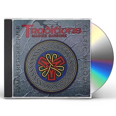 Maggie Sansone TRADITIONS CD