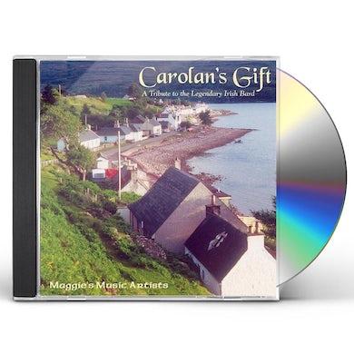 Maggie Sansone CAROLAN'S GIFT CD