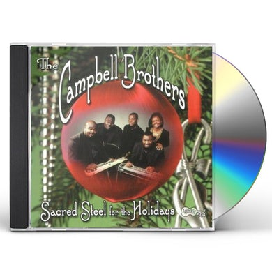 Campbell Brothers SACRED STEEL FOR THE HOLIDAYS CD