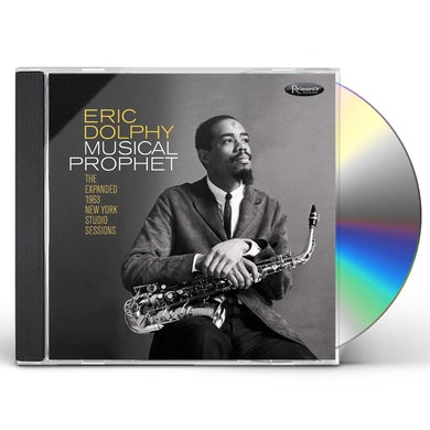 Eric Dolphy MUSICAL PROPHET: THE EXPANDED 1963 NEW YORK STUDIO CD