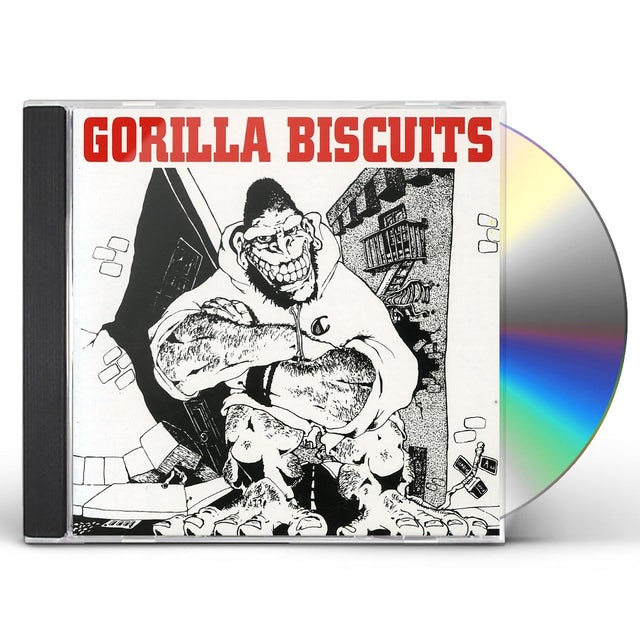 Gorilla Biscuits CD