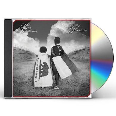 9Th Wonder / Murs FINAL ADVENTURE CD