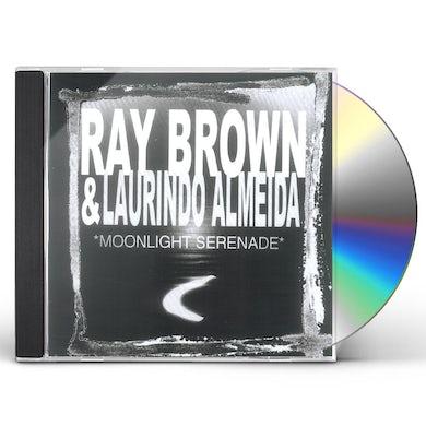 Ray Brown Moonlight Serenade CD