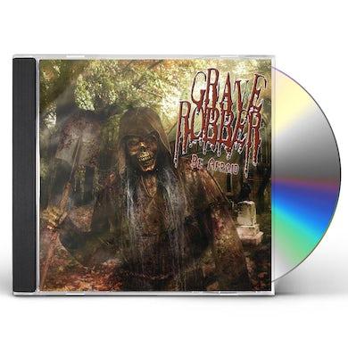 BE AFRAID CD