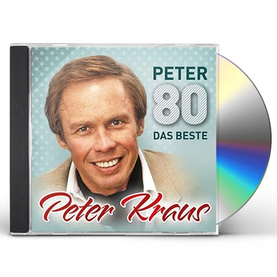 Peter Kraus PETER 80: DAS BESTE CD