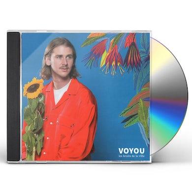 Voyou LES BRUITS DE LA VILLE CD