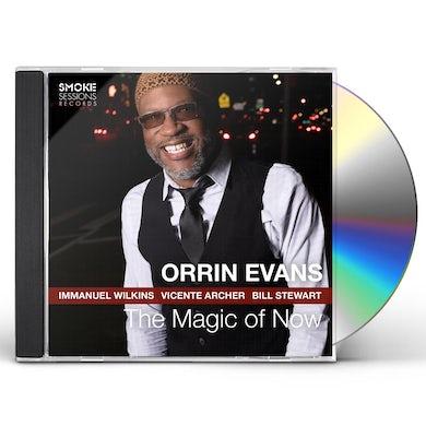 Orrin Evans The Magic Of Now CD