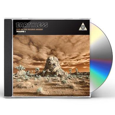 Earthless Live In The Mojave Desert Volu CD