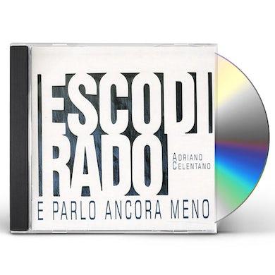 Adriano Celentano ESCO DI RADO E PARLO ANCORA MENO CD