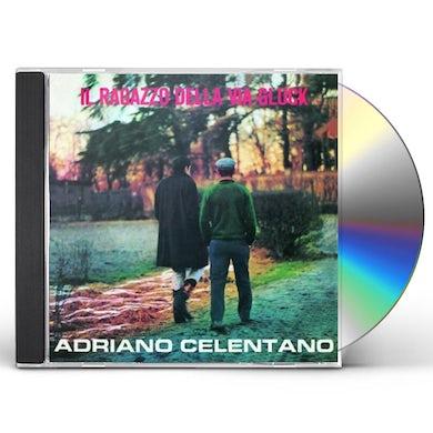 Adriano Celentano IL RAGAZZO DELLA VIA GLUCK CD