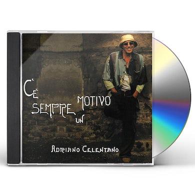Adriano Celentano C'E SEMPRE UN MOTIVO CD