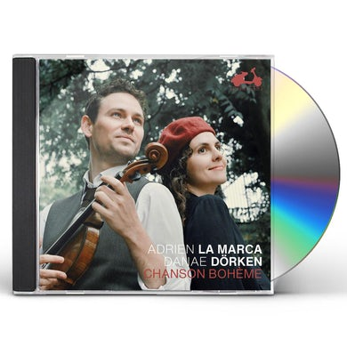 Adrien La Marca / DANAE DORKEN CHANSON BOHEME CD