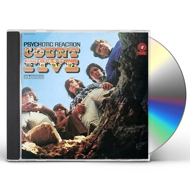 Count Five PSYCHOTIC REACTION CD