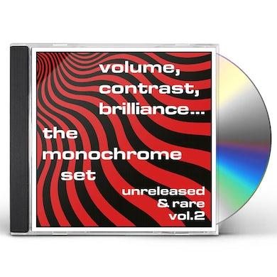 The Monochrome Set VOLUME CONTRAST BRILLIANCE UNRELEASED & RARE 2 CD