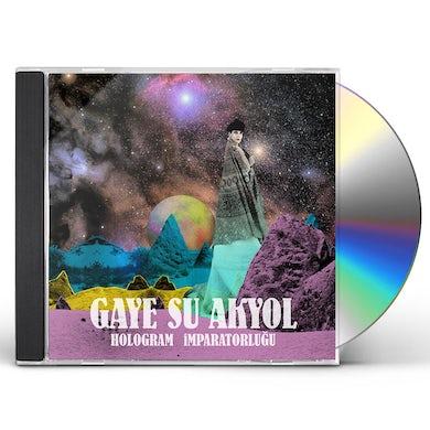 GAYE SU AKYOL HOLOGRAM IMPARATORLUGU CD