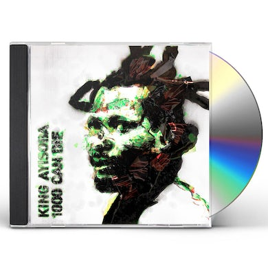 King Ayisoba 1000 CAN DIE CD