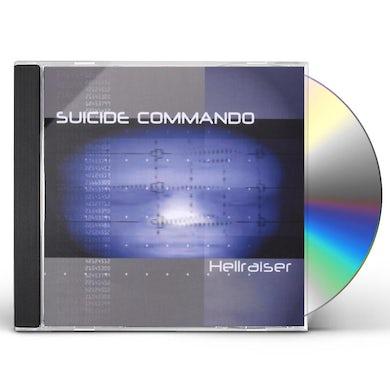 Suicide Commando HELLRAISER CD