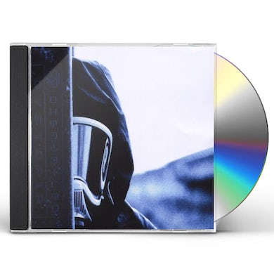 Dismantled DYSTOPIA CD