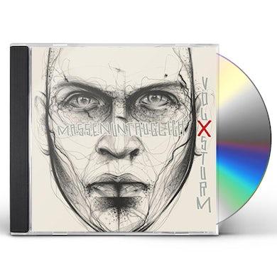 VOLXSTURM MASSENUNTAUGLICH CD
