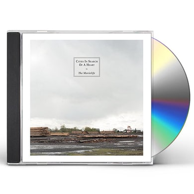 Movielife CITIES IN SEARCH OF A HEART CD