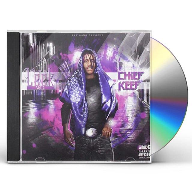 Chief Keef THE LEEK VOL. 2 CD