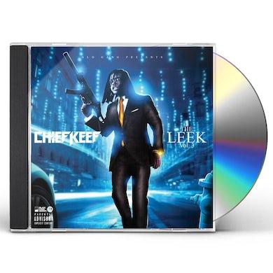 Chief Keef THE LEEK VOL. 3 CD