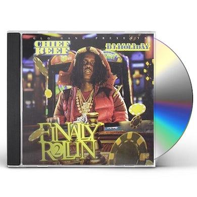 Chief Keef FINALLY ROLLIN 2 CD