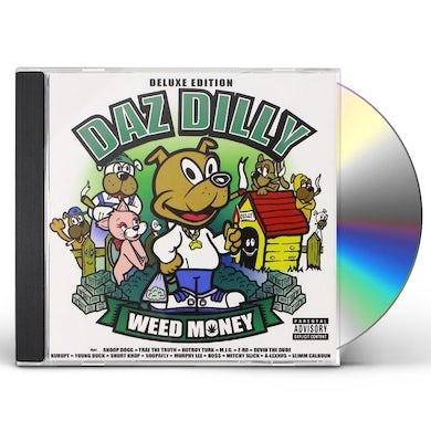 Daz Dilly WEED MONEY CD