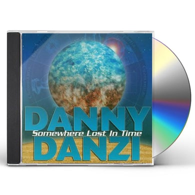 Danny Danzi SOMEWHERE LOST IN TIME CD