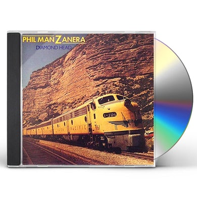 Phil Manzanera DIAMOND HEAD CD