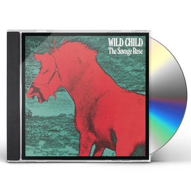 Savage Rose WILD CHILD CD
