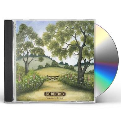 Big Big Train SUMMER'S LEASE (BBT BRITISH COLLECTION) CD