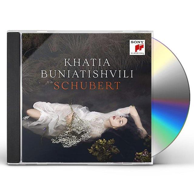 Khatia Buniatishvili SCHUBERT CD