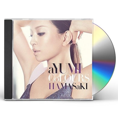 Ayumi Hamasaki COLOURS CD