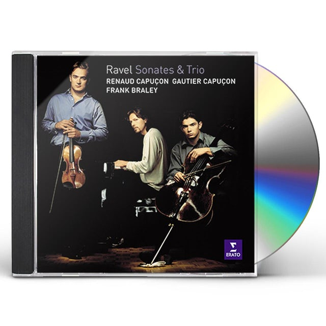 Renaud Capucon RAVEL-CHAMBER MUSIC CD