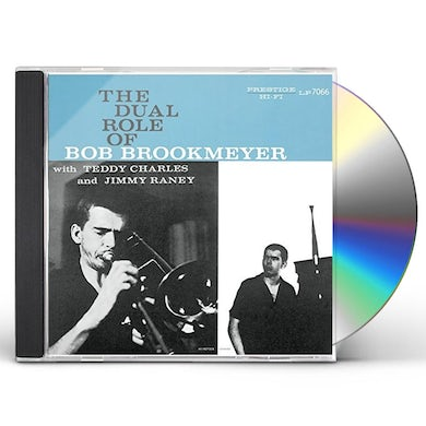 Bob Brookmeyer DUAL ROLE OF CD