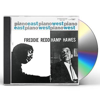 Freddie Redd PIANO: EAST / WEST CD