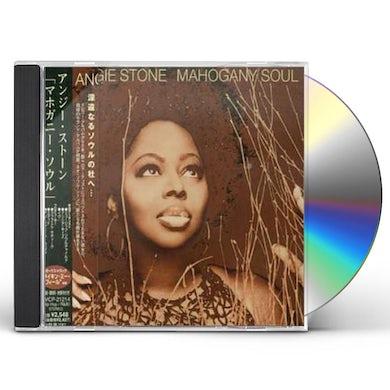 Angie Stone MAHOGANY & SOUL CD