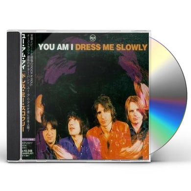 You Am I DRESS ME SLOWLY CD